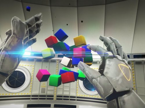 Úniková hra ve VR - Stanice Eden
